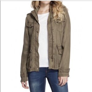 Max Jeans Olive agreed Jacket